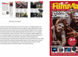 Digital Filmmaker Magazine Cover Feature